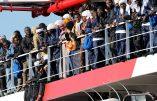 Immigration: les militants de Génération identitaire interviennent dans les ports italiens pour l' opération «Défend l'Europe»