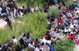 Frontière italo-française à Vintimille: le chaos migratoire