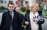 Marine Le Pen écarte Sophie Montel, proche de Florian Philippot et adversaire de la ligne Marion.