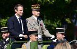 Le général Pierre de Villiers,chef d'état-major des armées, démissionne