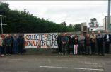 Clandestins: A Tarbes les riverains élèvent un mur pour bloquer un hôtel destiné aux immigrés