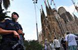 Les djihadistes qui ont agi à Barcelone avaient l'intention de commettre un attentat à l'explosif à la Basilique Sagrada Familia