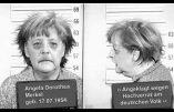 """Invasion migratoire – Déjà un millier de plaintes contre Angela Merkel pour """"Haute trahison"""" !"""