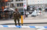 Bruxelles – Un islamiste somalien abattu après avoir attaqué des militaires au cri de «Allah Akbar»
