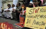 Garçon tué au Pakistan parce qu'il était chrétien
