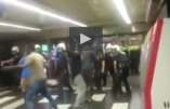 Barcelone – Affrontements entre immigrés et policiers dans le métro