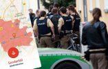 Munich – Un suspect arrêté après une attaque au couteau ce matin