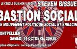 14 octobre 2017 à Montpellier – Présentation du Bastion Social