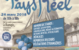 Appel aux volontaires pour distribuer les tracts annonçant la Fête du Pays Réel !