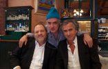 BHL soutient Frédéric Haziza comme il a soutenu Weinstein et Polanski…
