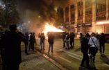 Scènes de pillages par des immigrés à Bruxelles après le match Maroc-Côte d'Ivoire