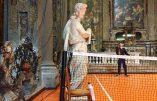 """Provocation d'Asad Raza, """"artiste contemporain"""" transformant une église en…"""