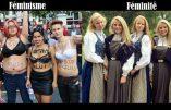 Féminisme ou féminité, que choisissez-vous ?