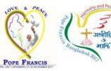 Le pape François en Birmanie pour défendre les musulmans Rohingyas
