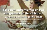 Le couple LICRA – Grand Orient de France au secours de la république maçonnique