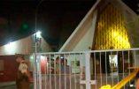 Chili – Une église attaquée par un groupuscule d'extrême gauche