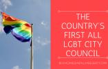 Conseil municipal 100 % LGBT à Palm Springs