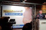 """Le Vlaams Belang invite les Flamands à faire plus d'enfants et lance la campagne """"Les nouveaux arrivants, nous les faisons nous-mêmes"""""""