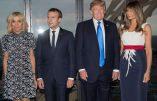 """Macron veut faire de la """"New France"""" une """"start-up nation"""" entourée des """"helpers"""" de sa """"team love"""""""