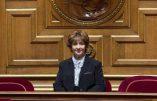 Une sénatrice du FN remet sa démission à Marine Le Pen