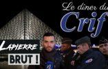 Vincent Lapierre s'invite au dîner du CRIF : le reportage