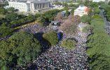 Des millions d'Argentins marchent contre l'avortement