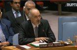 Et si la Syrie avait droit à la parole ? Intervention de son ambassadeur à l'ONU