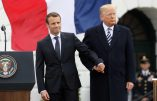 Macron : la forme, pas le fond