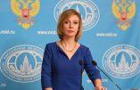 Le bon sens russe : «Les missiles américains devraient frapper les terroristes, pas le gouvernement syrien»