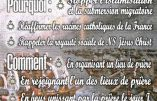 A Paray-le-Monial, ce samedi c'est Rosaire aux Frontières