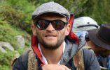 Sylvain Tesson: «l'islam modéré n'existe pas»