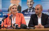 Marine Le Pen à propos des morts de Gaza : «Israël a envoyé un message clair sur l'inviolabilité de sa frontière» – L'influence de Jean Messiha