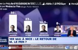"""""""Stratégie de la capitulation"""": Marine Le Pen dénonce la complaisance dont les milices gauchistes bénéficient"""