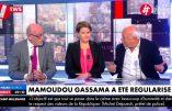 Les incohérences de l'affaire Mamoudou Gassama mises en évidence par André Bercoff aussitôt taxé de complotiste