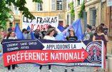 Les photos de la manifestation du Bastion Social à Aix-en-Provence