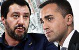 Le programme de la nouvelle coalition italienne