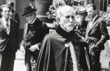 Enregistrement du discours de Charles Maurras lors de son entrée à l'Académie française