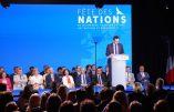 La Fête des Nations ne permet pas à Marine Le Pen de retrouver la dynamique perdue