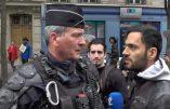 La police politique entre en scène contre Vincent Lapierre