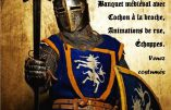 1er juillet 2018 à Peaugres (Ardèche) – Fête médiévale