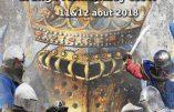 11 & 12 août 2018 – Tournoi Saint Georges