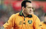 David Campese, joueur de rugby australien, s'interroge sur l'origine de l'équipe de foot française