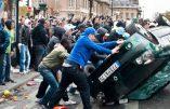 Macron ridiculisé, la France livrée aux émeutiers…