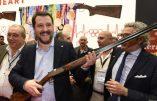 """Le ministre Salvini veut permettre aux victimes de se défendre : """"La défense est toujours légitime"""""""