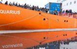 Débarquement des migrants de l'Aquarius: l'Espagne dit «non»