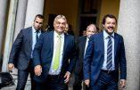 Déception chez les souverainistes: pour ne pas être expulsé du Ppe, Orban s'écarte de Salvini