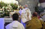 Cours de catéchisme : ordonnance de la Messe