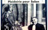 Images d'archives – Plaidoirie pour Salan, par Jean-Louis Tixier-Vignancour