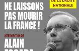 14 octobre 2018 – Intervention d'Alain Escada à la Journée de Synthèse Nationale