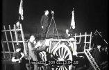 Images d'archives – Rassemblement aux flambeaux des Croix de Feu (1935)